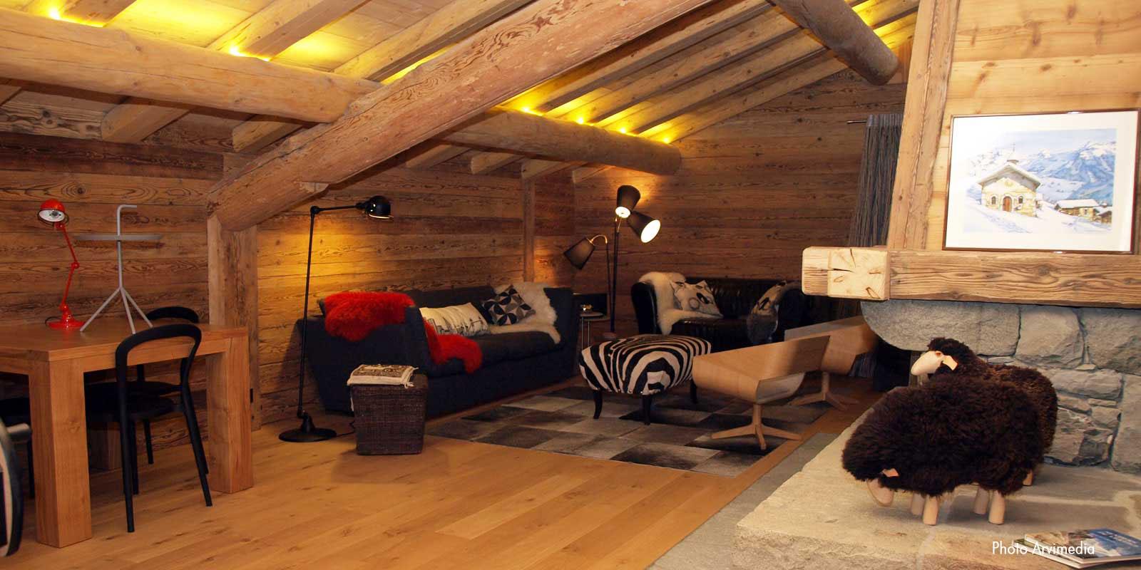 Architecte la clusaz haute savoie denis goy for Architecte interieur haute savoie