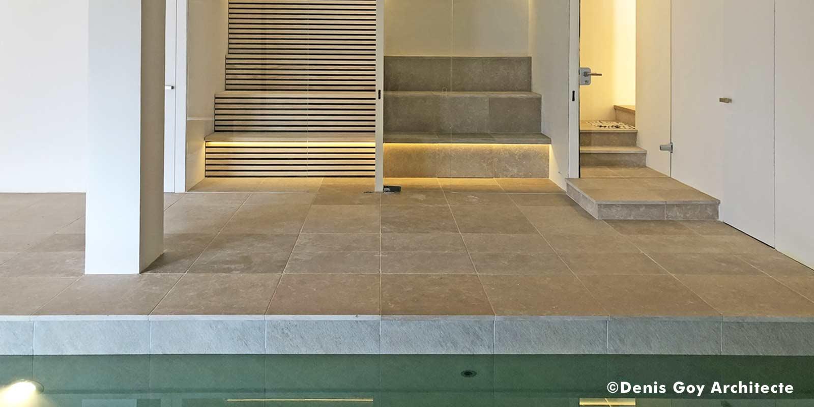 Architecte la clusaz haute savoie denis goy for Piscine interieur