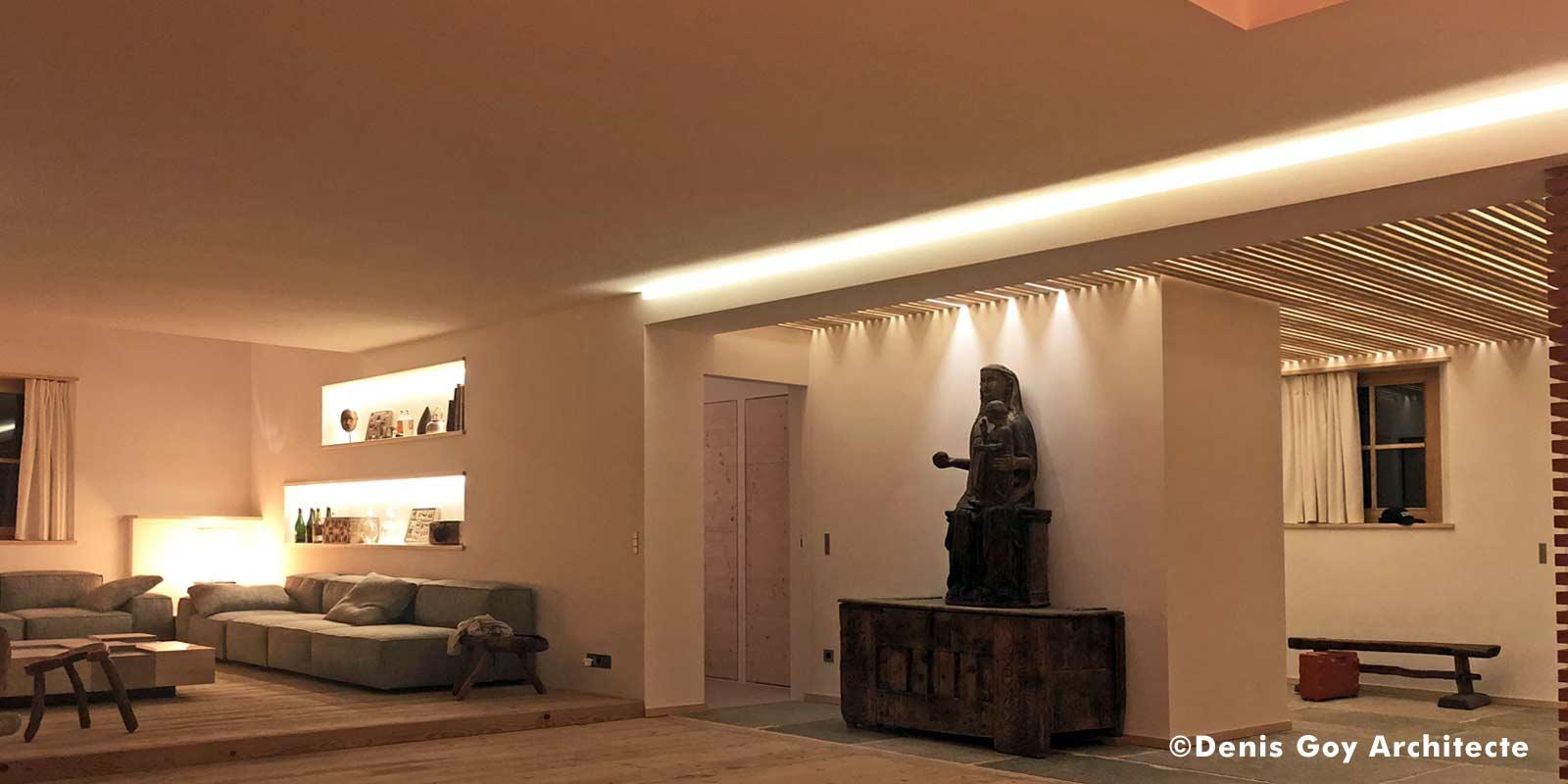 architecte la clusaz haute savoie denis goy. Black Bedroom Furniture Sets. Home Design Ideas